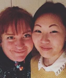 Linda och Sofie